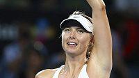Ruská tenistka Maria Šarapovová se po třech letech představí ve Fed Cupu.