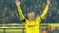 Erling Haaland nepřestává po prosincovém přestupu ze Salcburku do Dortmundu udivovat