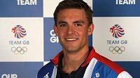 Trojnásobný britský olympijský vítěz ve veslování Pete Reed.