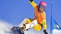 Německá snowboardistka Ramona Hofmeisterová.