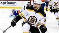 Útočník Jake DeBrusk uzavřel v NHL novou dvouletou smlouvu s Bostonem.