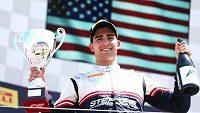 Americký pilot Juan Manuel Correa chystá po vážné nehodě ve Velké ceně Belgie návrat k závodění.