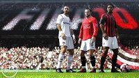 Ve FIFA 10 můžete vedle nich stát právě vy!