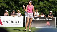 Česká golfistka Klára Spilková se turnaje v Thajsku nezúčastnila.