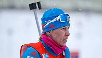 Ruské biatlonistce Jekatěrině Glazyrinové hrozí další škraloup.