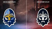 Hokejisté Kladna budou mít od příští sezony upravené logo.