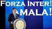 Také Inter Milán kupují Číňané.