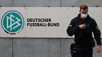 Policie prohledává sídlo Německého fotbalového svazu ve Frankfurtu nad Mohanem.