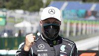 Pilot Mercedesu Valtteri Bottas ovládl kvalifikaci na Velkou cenu Rakouska.