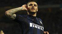 Jednadvacetiletý argentinský útočník Interu Milán Mauro Icardi je považován za velký talent.