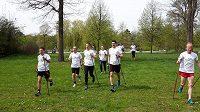 Nordic running je další způsob pohybu, který může pomoci kondici.