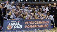 Vítězný tým Nymburka