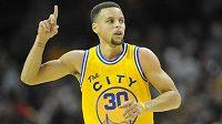 Hvězdný Stephen Curry nebude na Utkání hvězd NBA chybět.