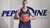 Talentovaný basketbalista Jan Zídek bude od příští sezony nastupovat ve vysokoškolské soutěži NCAA za tým univerzity Pepperdine.