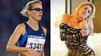 Americká běžkyně Suzy Favor Hamiltonová přiznala, že pracovala v Las Vegas jako společnice pro pány.