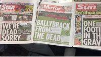 Zpráva o údajné smrti fotbalisty se dostala od médií