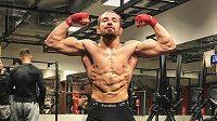 Ludovit Klein, velká slovenská naděje na UFC.