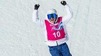 Patnáctiletý lyžař Matěj Švancer na zimních olympijských hrách mládeže v Lausanne vyhrál soutěž v Big Airu.