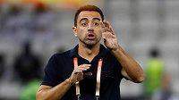 Kouč katarského Al Sád Xavi se do Barcelony zatím nevrátí, s arabským klubem podepsal smlouvu na další sezonu.