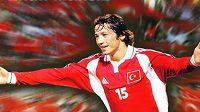 Někdejší turecká fotbalová hvězda Ilhan Mansiz.