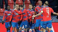 Fotbalisté Plzně ve druhém poločase otočili zápas a Dinamo Záhřeb porazili
