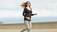 Běhání a zdraví si někdy zalouží více pozornosti. Ženy po porodu mohou mít své zkušenosti.