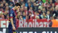 Lionela Messiho Bavoři zcela vymazali.