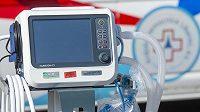 Liberecká nemocnice přikoupila další dva plicní ventilátory.