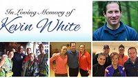 Kevin White jako by do běžecké komunity odjakživa patřil.