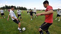 Fotbalisté Zlína zahájili letní přípravu na novou sezónu.