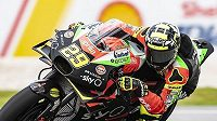 Italský motocyklový jezdec Andrea Iannone má zastavenou činnost na 18 měsíců za pozitivní dopingový test.
