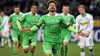 Brazilec Diego odchází z Wolfsburgu do Atlétika Madrid.