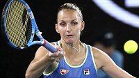 Karolína Plíšková na svůj grandslamový titul stále čeká