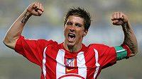 Fernando Torres byl nejmladším kapitánem Atlétika, v Madridu teď zkusí restartovat svou kariéru.
