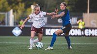 Fotbalistky Sparty si skupinu Ligy mistryň nezahrají. V odvetném utkání play off prohrály v Köge 0:2 a po úvodní domácí porážce 0:1 ze soutěže vypadly.