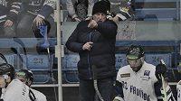 Jiří Režnar byl s výkonem svého týmu spokojen