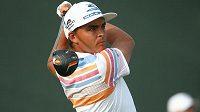 Americký golfista Rickie Fowler zahájil nejlépe US Open.
