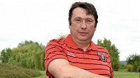 Spolumajitel hokejového klubu Mountfield HK Miroslav Schön.