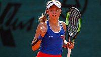 Brenda Fruhvirtová patří k obrovským nadějím českého tenisu.