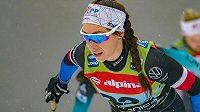 Kateřina Janatová dojela dvaatřicátá v páté etapě Tour de Ski ve Val di Fiemme