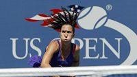 Jelena Jankovičová na US Open