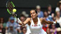 Barbora Strýcová bude hrát o grandslamový titul ve Wimbledonu v neděli
