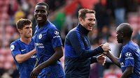 Fotbalová Chelsea dál pomáhá v boji s pandemií nového koronaviru (ilustrační foto)