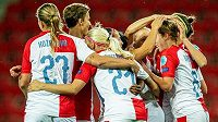 Fotbalistky Slavie zkusí zaskočit Arsenal