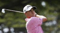 Justin Thomas na turnaji v Honolulu.