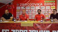 Fotbalové Brno odhaluje plány na novou sezonu.
