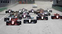 Dočkají se formule 1 v Miami,