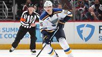 Hokejový obránce Colton Parayko prodloužil smlouvu se St. Louis v NHL o dalších osm let.