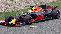 Pilot Daniel Ricciardo z Red Bullu byl jako první ve formuli 1 potrestán za neúčast při hymně před startem závodu. Jezdec zmeškal slavnostní ceremoniál před Velkou cenou Číny.