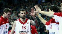 Basketbalisté Nymburku vedou českou nejvyšší soutěž